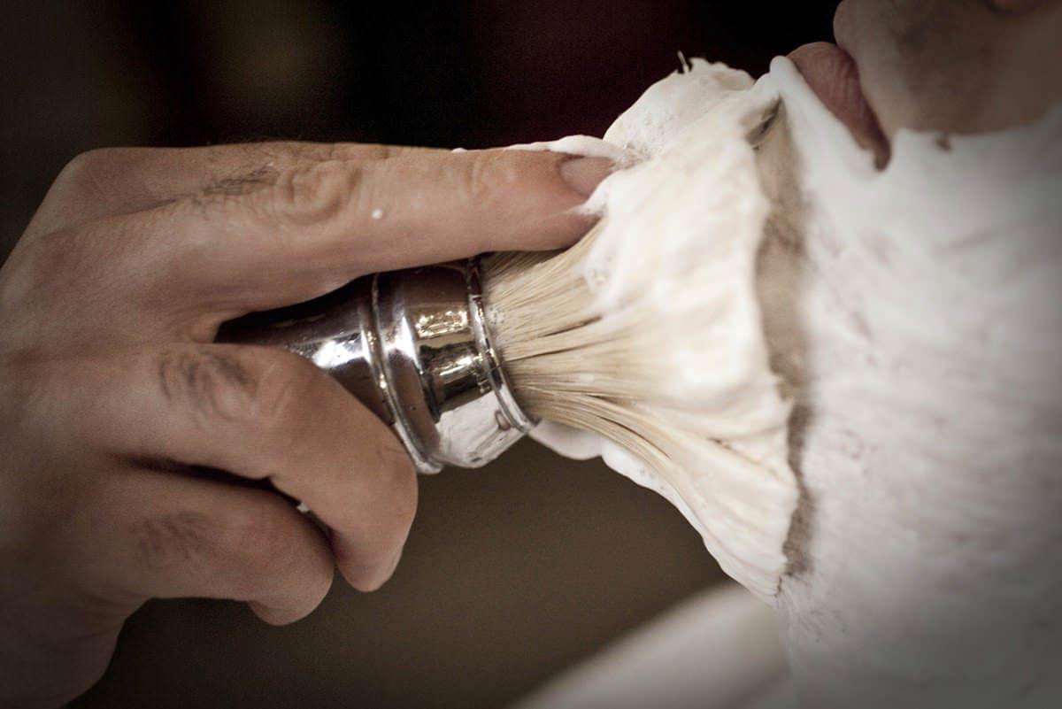 Наборы помазков для бритья