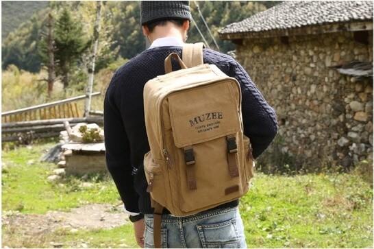 Причины популярности современных городских рюкзаков