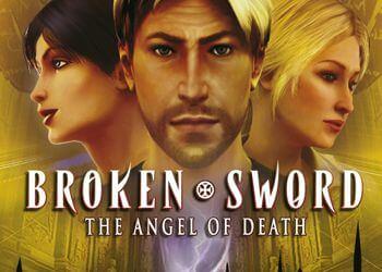 Обзор игры Broken Sword: The Angel of Death – Сломанный меч: Ангел смерти