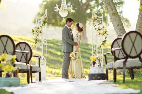 Второе замужество: особенности организации свадьбы