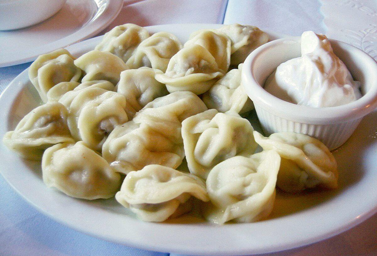 Пельмени - чисто Уральское блюдо!