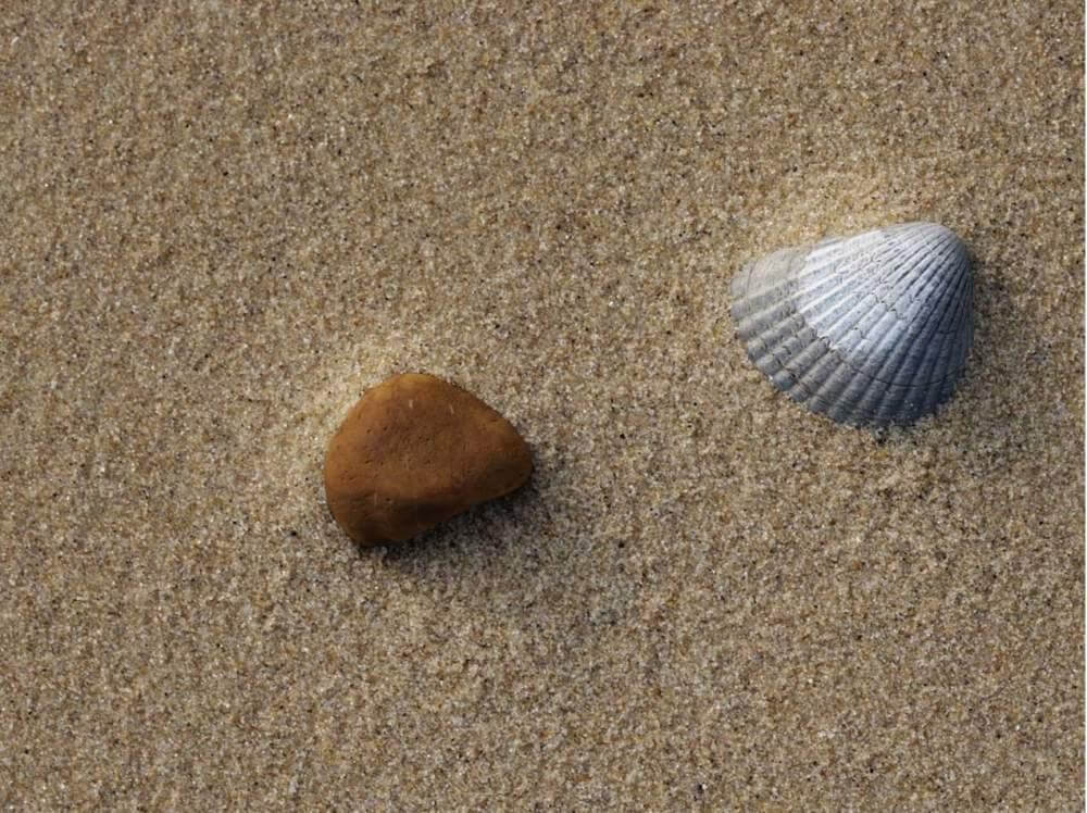 О речном песке