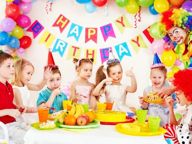 7 способов отметить детский день рождения дома