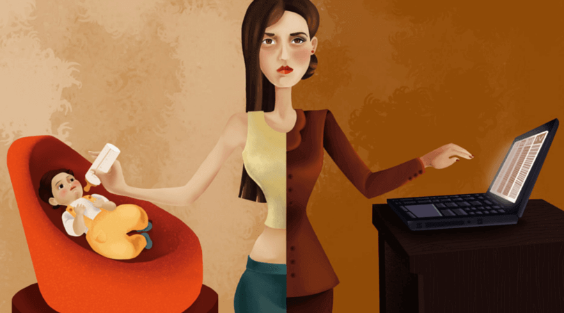 Карьера и материнство – нужно ли совмещать?