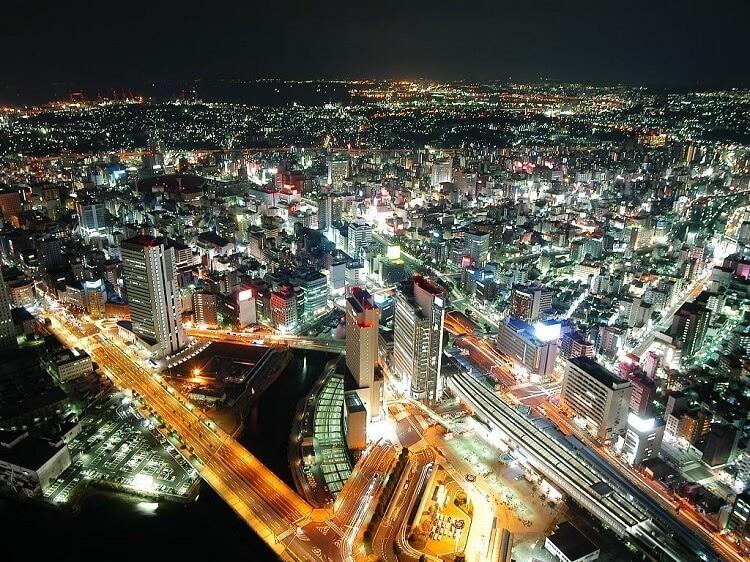 Город Нагасаки - Кинки