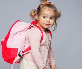 Как выбрать школьную сумку для девочки, подмечаем детали