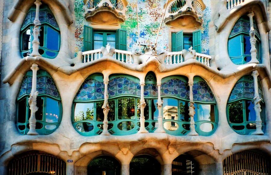 Удивительные достопримечательности Испании