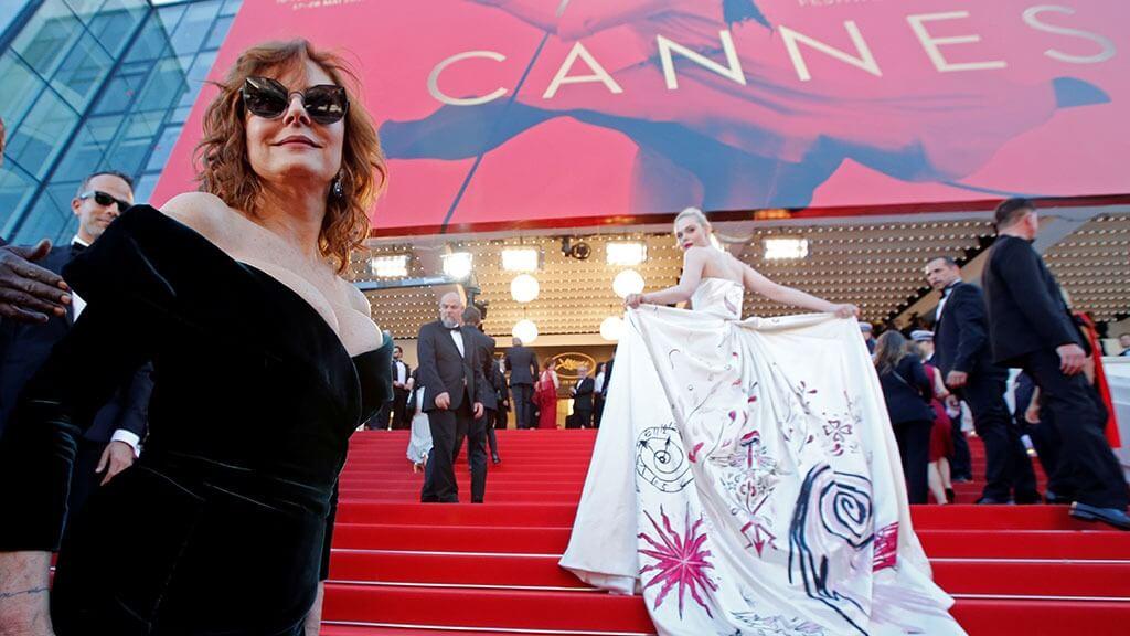 Как проходит кинофестиваль в Каннах