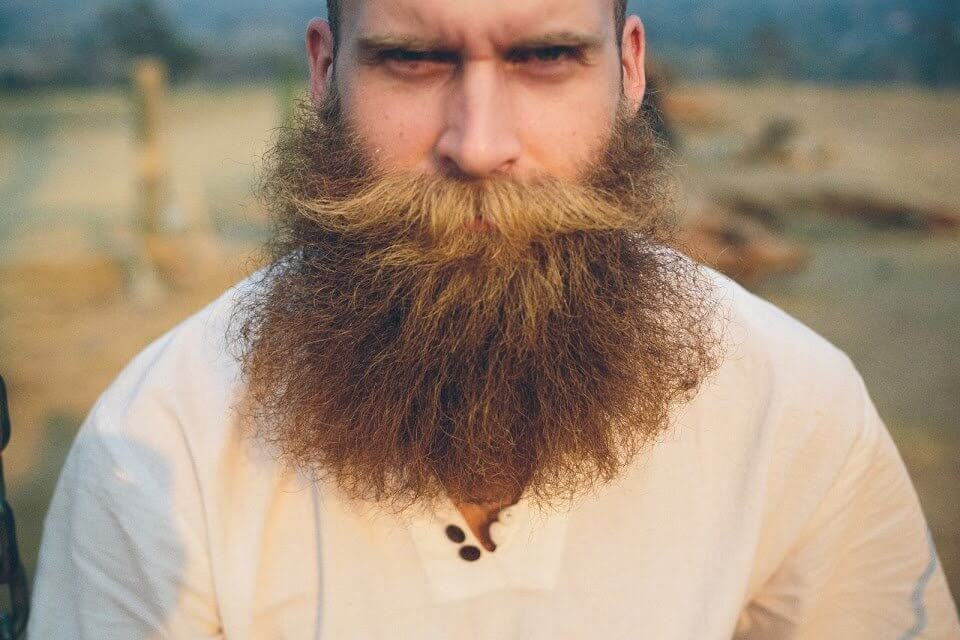"Модные бороды - тебе скажут ""Да"""