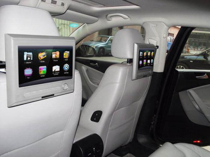 Как выбрать телевизор в машину - скупой платит дважды