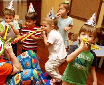 Отмечаем день рождения ребенка дома