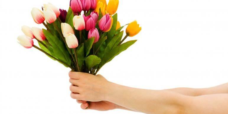 День 8 марта – праздник для самых лучших и любимых