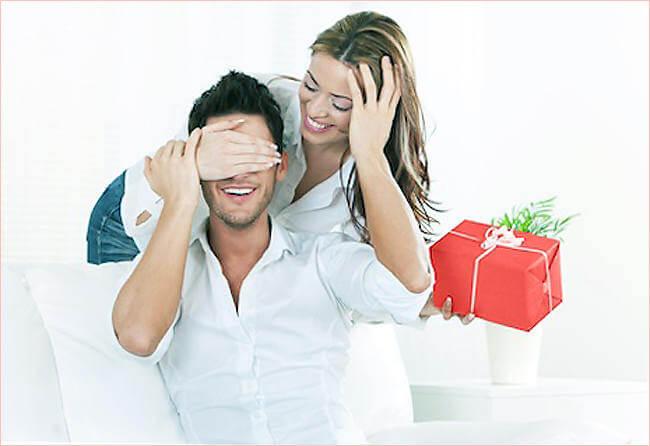 Подарки любимым мужчинам