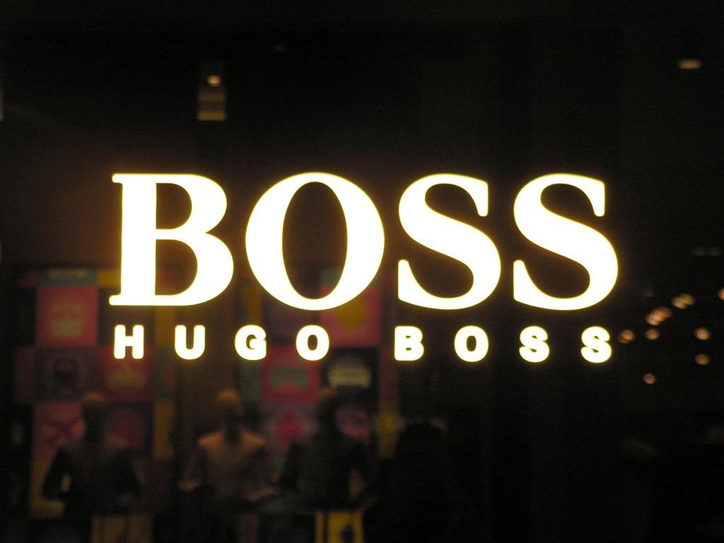 Hugo Boss – стиль и универсальность