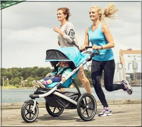 Прогулочные коляски для малышей