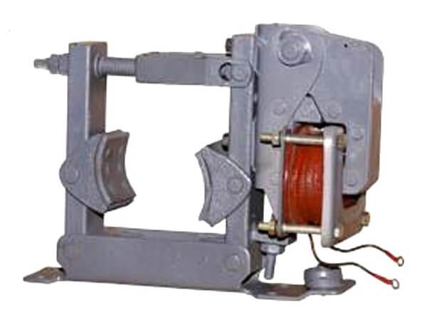 Что такое колодочные тормоза переменного тока