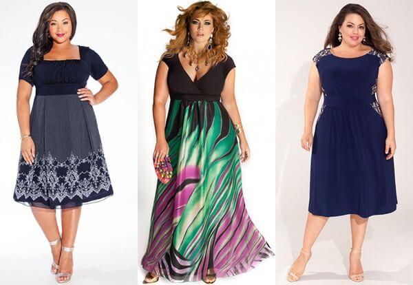Как выбрать наряд для полной женщины — практические советы по выбору платья