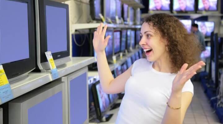 Как не ошибиться с выбором телевизора