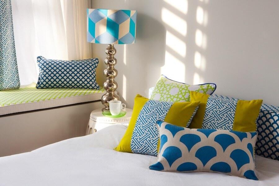 Роль текстиля в интерьере дома