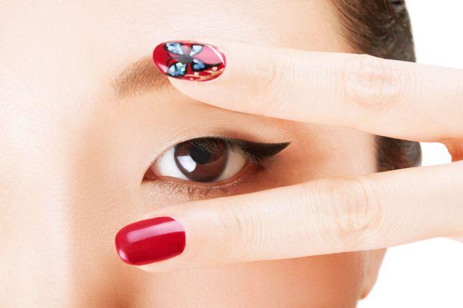 Китайская роспись на ногтях: последние тренды, правила рисования иероглифов