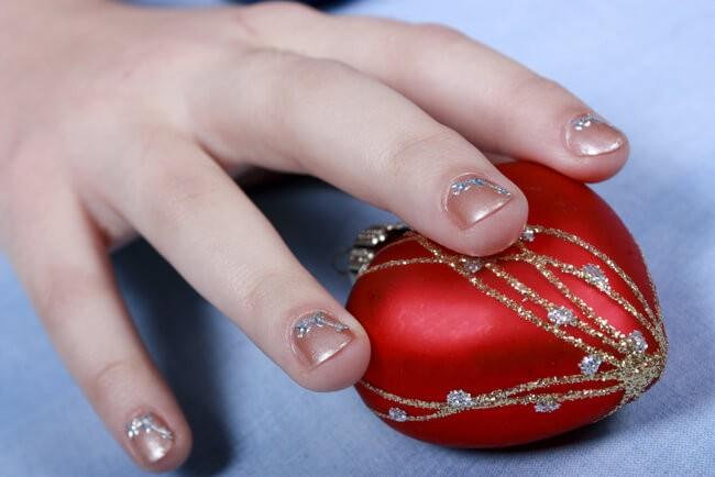 Тематический детский nail-арт