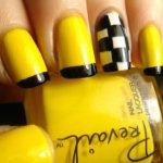 Желтый френч: фото, яркие идеи, сочетания цветов, лучшие дизайны