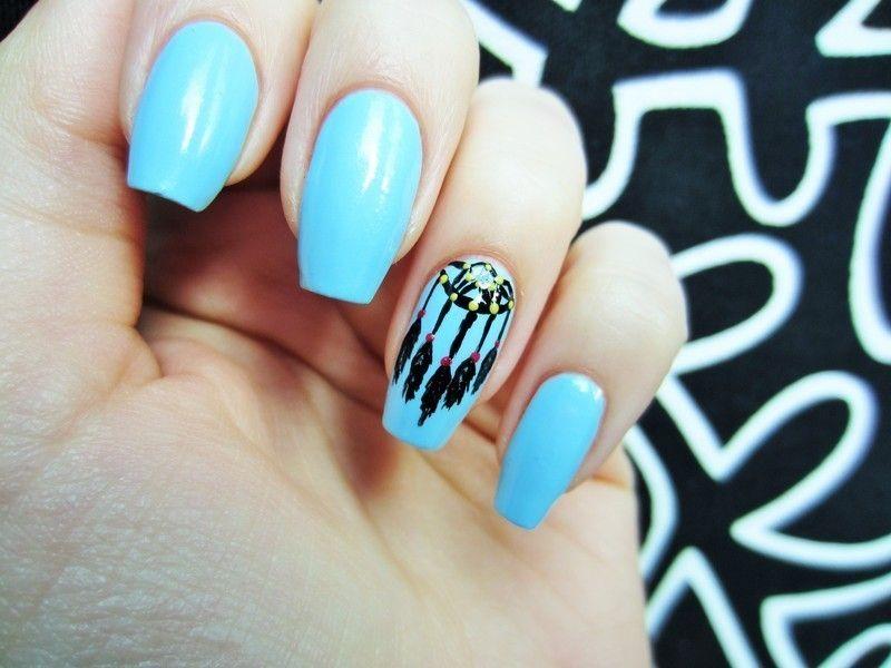 Оригинальные ногти с рисунком